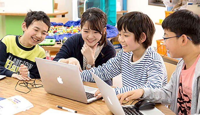 おすすめは「プログラミング教室」での学習